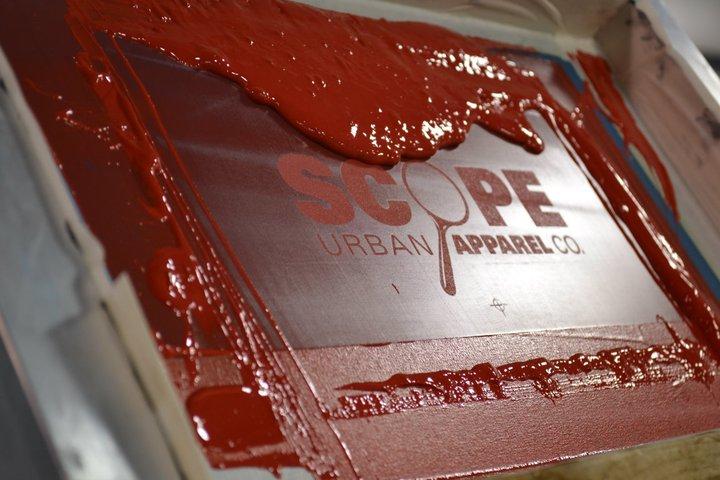 Scope Urban Apparel Screen