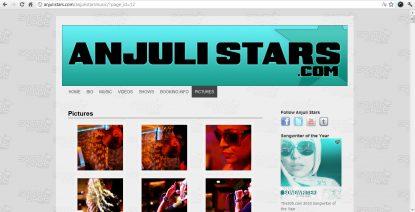 Anjuli Stars .com