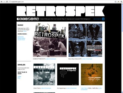 Original Retrospek .com
