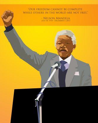 Rest In Power Nelson Mandela