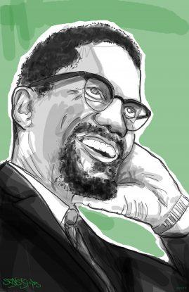 Malcolm X Tribute