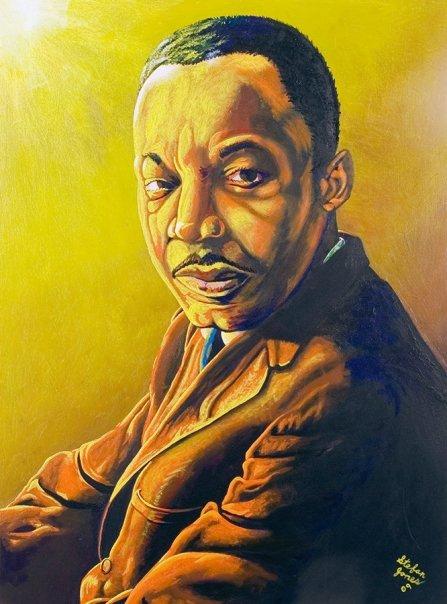 MLK Painting