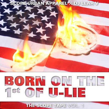 Born on the 1st of U-Lie Scope Tape Vol. 1