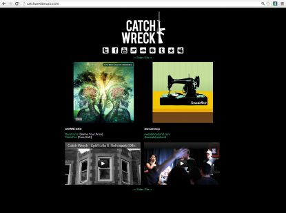 Catch Wreck Music .com