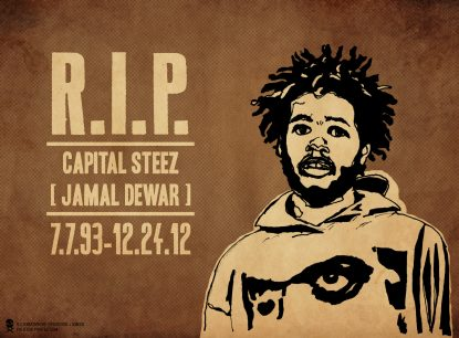 Capital STEEZ – R.I.P. Tribute