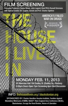 Film Screening: The House I Live In