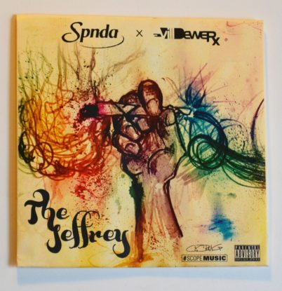 SPNDA x EvillDewer – The Jeffrey