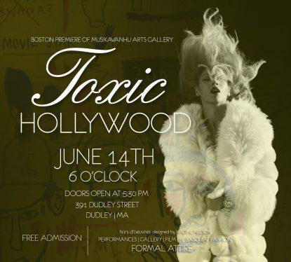 Toxic Hollywood