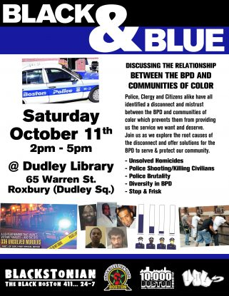 Black & Blue: Discussing The Relationship Between BPD & Communities Of Color